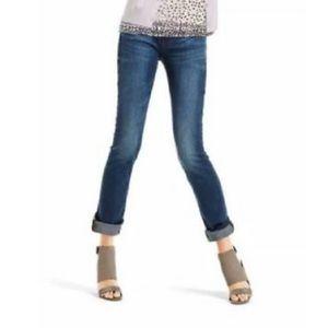 CAbi #222 Slim Boyfriend Jeans size 6